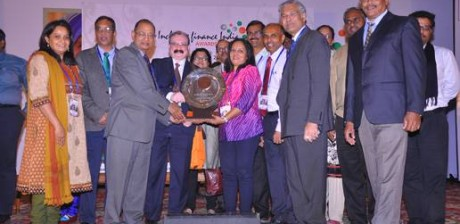 Hand in Hand India wins Microfinance India Award 2014
